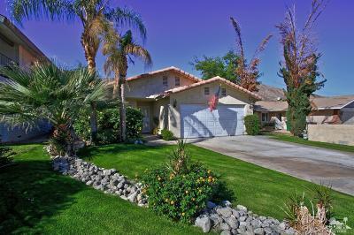 La Quinta Single Family Home For Sale: 52345 South Avenida Carranza