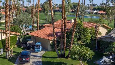La Quinta Condo/Townhouse Contingent: 49783 Candeleria Circle