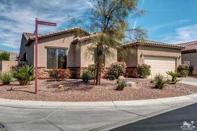 Indio Single Family Home For Sale: 81260 Corte Compras