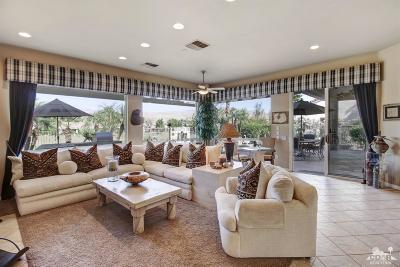 Sun City Single Family Home Contingent: 78694 Cimmaron Canyon