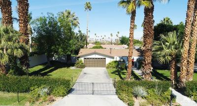 Rancho Mirage Single Family Home For Sale: 72248 Desert Drive