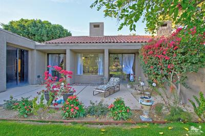 Rancho Mirage Condo/Townhouse Contingent: 543 Desert West Drive