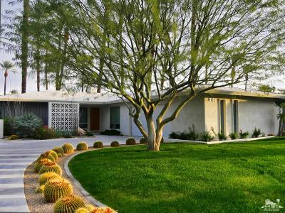 Rancho Mirage Single Family Home Contingent: 70450 Los Pueblos Way