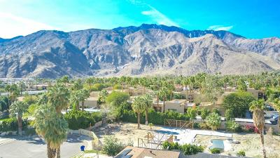Palm Springs Single Family Home For Sale: 524 East Miraleste Court