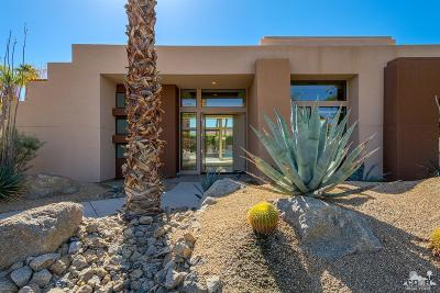 Rancho Mirage Single Family Home Contingent: 7 Boulder Lane