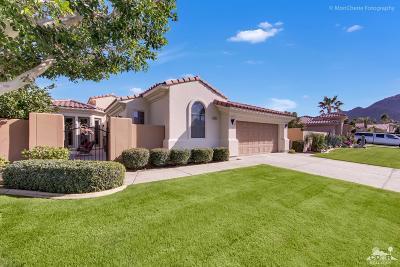 La Quinta Single Family Home For Sale: 50620 Spyglass Hill Drive