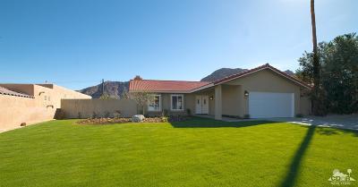 La Quinta Single Family Home For Sale: 54120 Avenida Vallejo