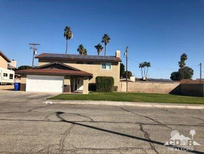 riverside Single Family Home For Sale: 1160 Joshua Tree Lane