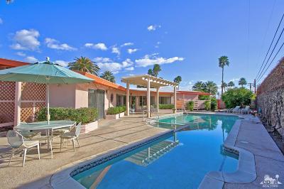 Palm Desert Single Family Home For Sale: 73559 Pinyon Street