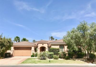 Palm Desert, Indio, Indian Wells, Rancho Mirage, La Quinta, Bermuda Dunes Single Family Home For Sale: 81832 Rancho Santana Drive