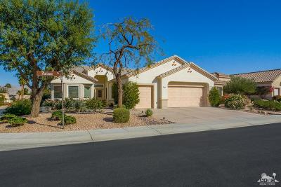 Palm Desert Single Family Home Contingent: 78362 Platinum Drive