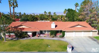 Palm Desert Single Family Home For Sale: 73042 Bel Air Road