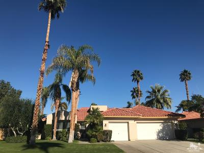 Palm Desert Single Family Home Contingent: 40234 Barington Drive