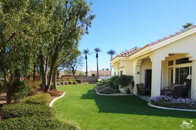 Palm Desert Single Family Home Contingent: 37555 Blue Sky Avenue