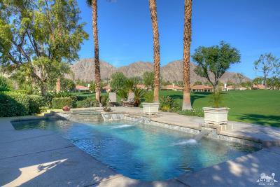 La Quinta Single Family Home For Sale: 80112 Riviera