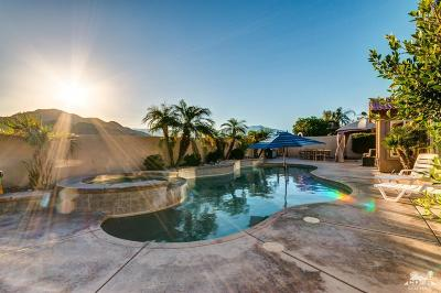 La Quinta Single Family Home Contingent: 78815 Wakefield Circle