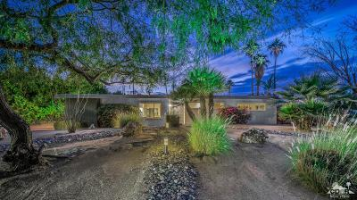 Palm Desert Single Family Home For Sale: 45771 Panorama Drive