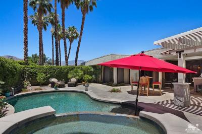 Rancho Mirage Single Family Home Contingent: 71 Colgate Drive