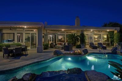 Indian Wells Single Family Home Contingent: 75075 Inverness Drive