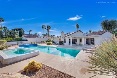 Palm Desert Condo/Townhouse Contingent: 43548 Saint Kitts Court