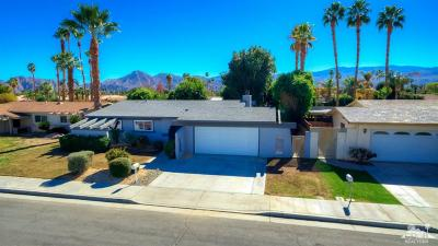 Palm Desert Single Family Home For Sale: 74459 Buttonwood Drive