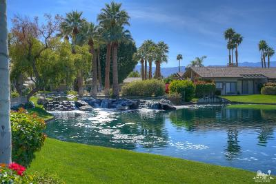 Palm Desert Condo/Townhouse Sold: 107 Tanglewood Trail