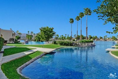 Rancho Mirage Condo/Townhouse For Sale: 136 Lakeshore Drive Drive