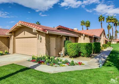 Palm Desert Condo/Townhouse Sold: 8 Presidio Place
