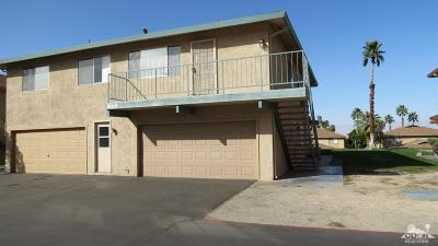 Palm Desert Condo/Townhouse Contingent: 72721 Willow Street #4