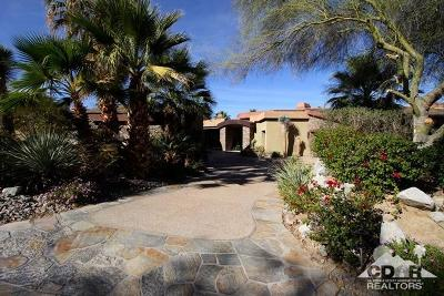 Palm Desert Single Family Home For Sale: 514 Mesquite