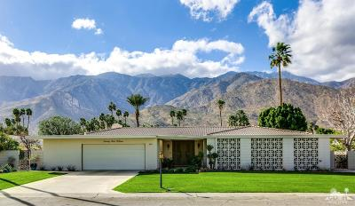 Palm Springs Single Family Home For Sale: 2415 South Yosemite Drive