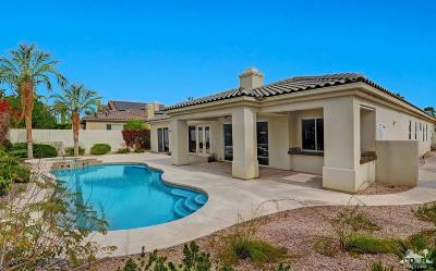 Rancho Mirage Single Family Home Contingent: 3 Elizabeth Ct
