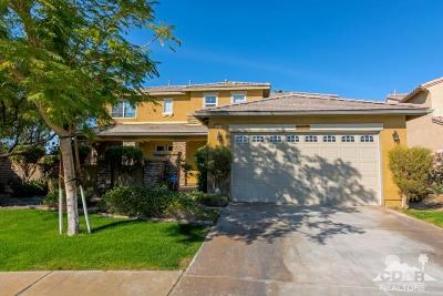 Indio Single Family Home For Sale: 42745 Ponte Court