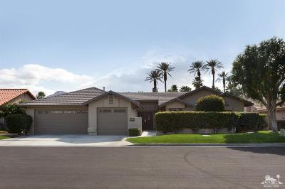 Waring Place Single Family Home For Sale: 75115 La Sierra Drive