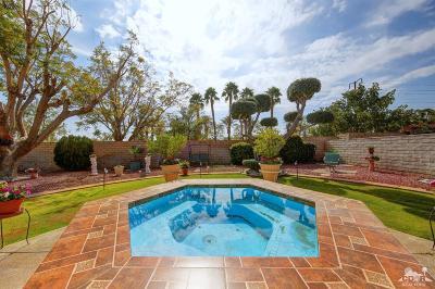Regency Palms Single Family Home For Sale: 76801 Manor Lane
