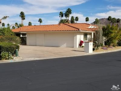 Ironwood Country Clu Single Family Home Contingent: 48290 Alder Lane
