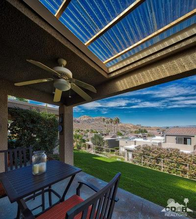 Palm Desert Condo/Townhouse Sold: 72314 Valley Crest Lane