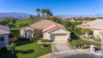 Indio Single Family Home Contingent: 80345 Larkhall Court