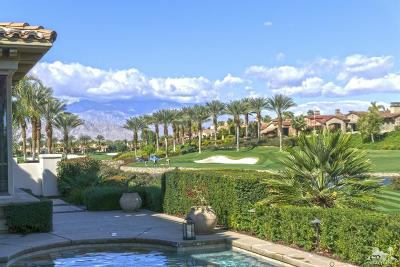 Indian Wells Single Family Home Contingent: 76394 Via Firenze