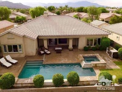 Indio Single Family Home For Sale: 45168 Coeur Dalene Drive