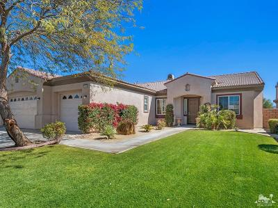 Indio Single Family Home Contingent: 43232 Sentiero Drive