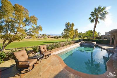 Indio Single Family Home Contingent: 80370 Green Hills Drive