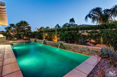 Indio Single Family Home Contingent: 81195 Camino De Tala
