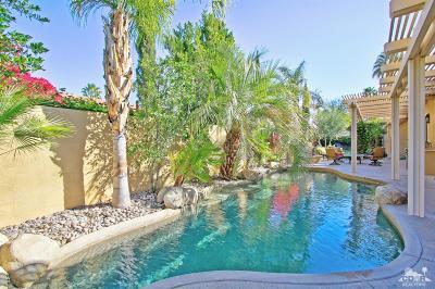 Palm Desert Single Family Home Sold: 793 Mesa Grande Drive