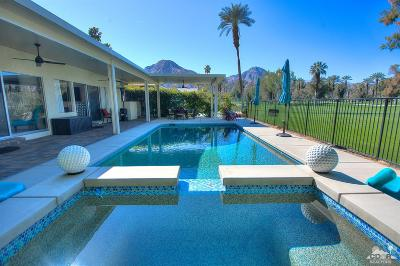 Indian Wells C.C. Single Family Home For Sale: 45313 Club Drive Drive