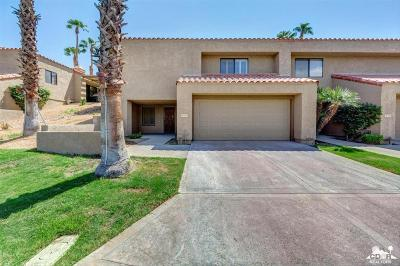 La Quinta Condo/Townhouse Sold: 78141 Calle Norte