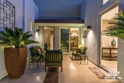 Palm Springs Single Family Home For Sale: 551 Skylar Lane