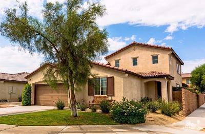 Indio Single Family Home For Sale: 42783 Della Place
