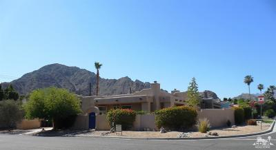 La Quinta Single Family Home For Sale: 77705 Calle Chillon