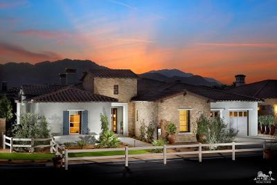 La Quinta Single Family Home For Sale: 81805 Four Seasons Place